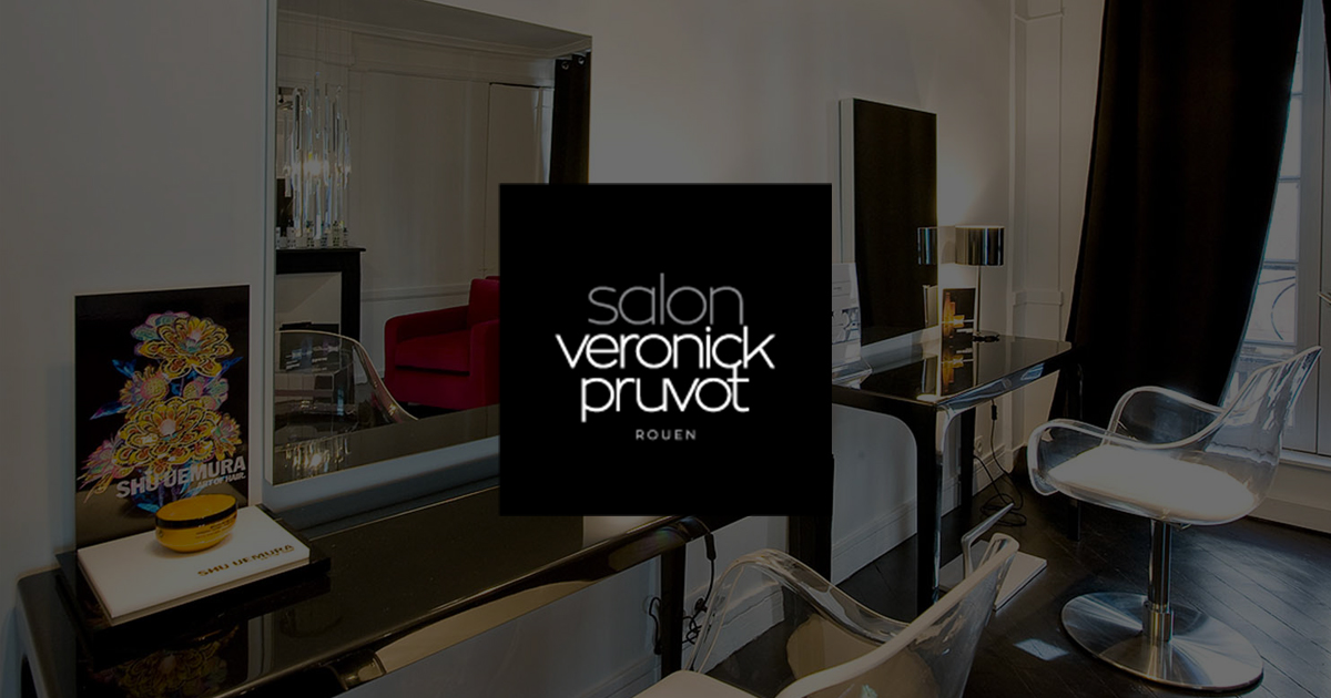 Coiffeur cr ateur rouen veronick pruvot for Salon a rouen