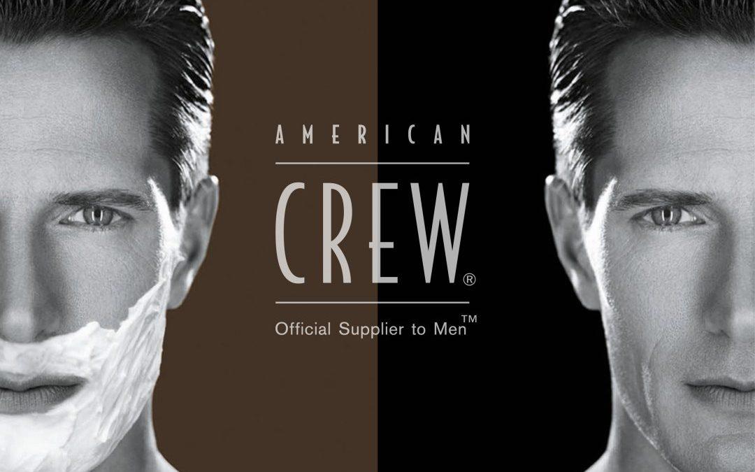 Nouvelle gamme rasage et soins pour homme American Crew.