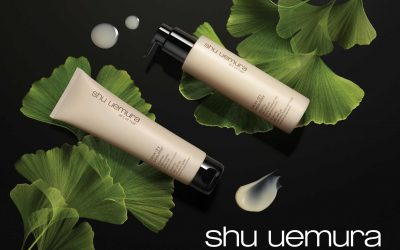 Soins Blue Dry Beautifier Shu Uemura Art Of hair