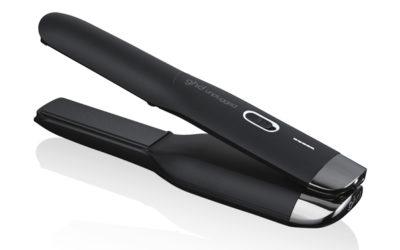 Styler® ghd unplugged, le lissseur sans fil pour des cheveux lisses et doux n'importe où !